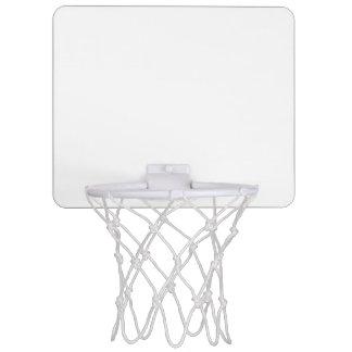 Kundenspezifisches Minibasketball-Ziel Mini Basketball Netz
