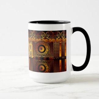 Kundenspezifisches Monogramm-keltische Tasse