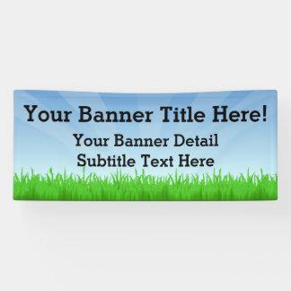 Kundenspezifisches personalisiertes 6' weit banner