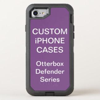 Kundenspezifisches personalisiertes Otterbox OtterBox Defender iPhone 8/7 Hülle