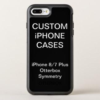 Kundenspezifisches personalisiertes Otterbox OtterBox Symmetry iPhone 8 Plus/7 Plus Hülle