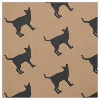 Kundenspezifisches siamesische Katzen-Gewebe Stoff