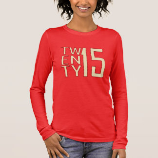 Kundenspezifisches Trendy Shirt 2015