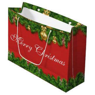 Kundenspezifisches Weihnachten mit pinetree u. Große Geschenktüte