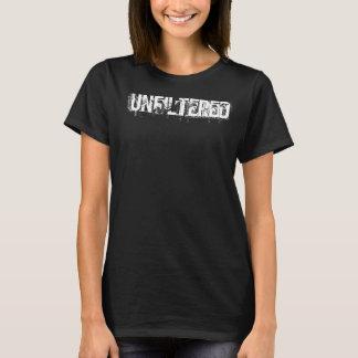 Kundenspezifisches Zitat-weißes T-Shirt