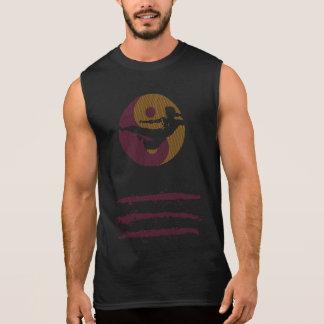 Kung Fu Tritt Ärmelloses Shirt