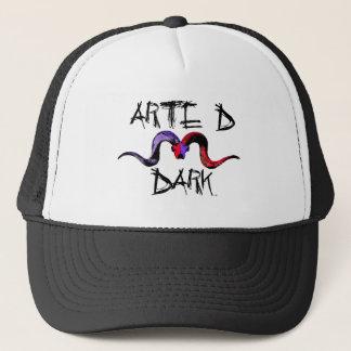 Kunst D Dark Truckerkappe