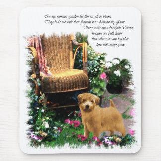 Kunst-Geschenke Norfolks Terrier Mousepads