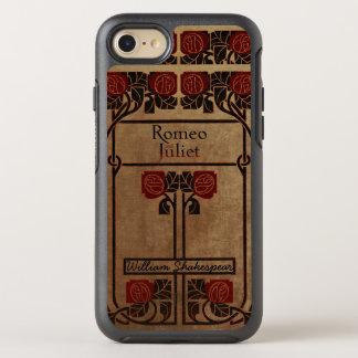 Kunst Nouveau Art-Buch-Entwurf OtterBox Symmetry iPhone 8/7 Hülle