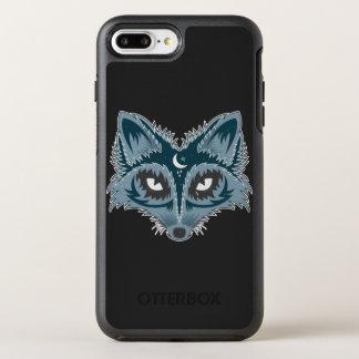 Künstlerischer Fox OtterBox Symmetry iPhone 8 Plus/7 Plus Hülle