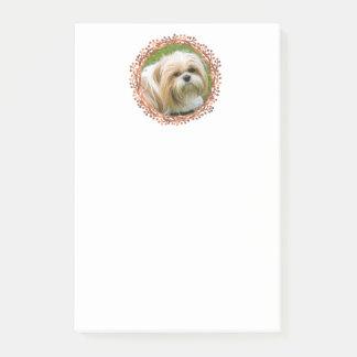 Kupfer-Blick Weihnachtsbeere Post-it Klebezettel