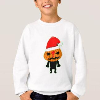 Kürbis-Junge Sweatshirt