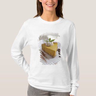 Kürbis-Käsekuchen T-Shirt