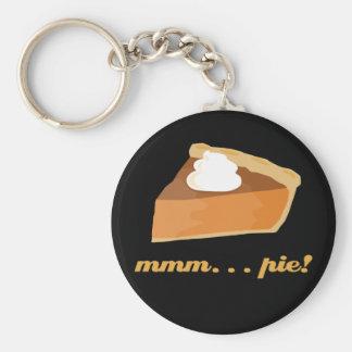 Kürbiskuchen -… Torte mmm! Schlüsselanhänger