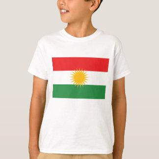 Kurdistan-Flagge T-Shirt