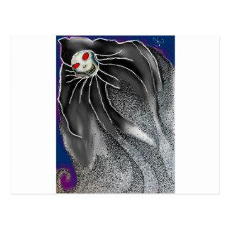 Kuss des ewigen Schlafes Postkarte
