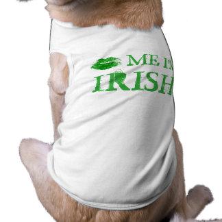 Küssen Sie mich, den ich irischen Tag St. Pattys Top