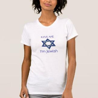 KÜSSEN Sie MICH, den ich jüdisch bin T-Shirt