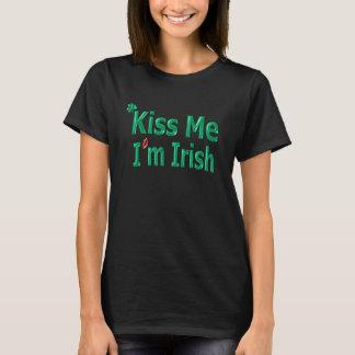 Küssen Sie mich, den ich - St. Patricks Day irisch T-Shirt