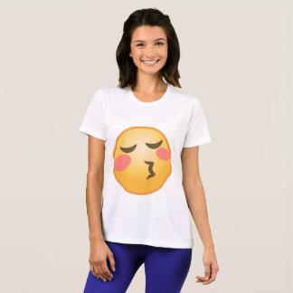 Küssen von Emoji T-Shirt