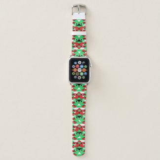 Küssen von Pacmen Apple Watch Armband