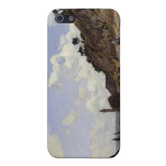 Küste bei Honfleur (1864) iPhone 5 Etui