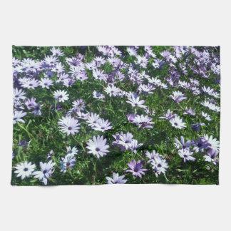 Küste-Blumen-Tuch Küchentuch