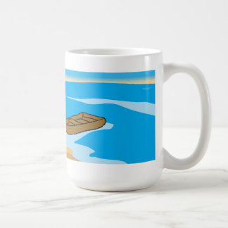 Küste Kaffeetasse