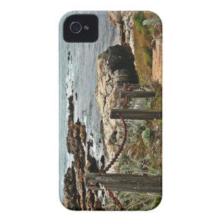 Küstenschritte zazzle iPhone 4 Case-Mate hüllen