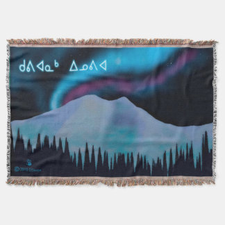 Kuvianak Innovia - blaue Aurora Decke