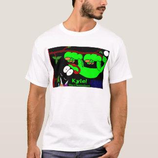 Kyle das Chamäleon!  Limones Grün T-Shirt
