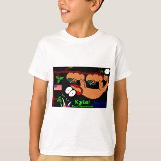 Kyle das Chamäleon! T-Shirt