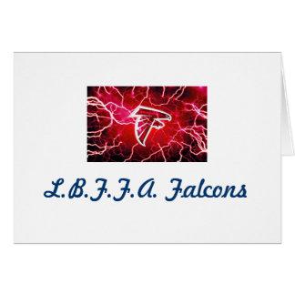 L.b.f.f.a. Falcons unter 8 Karte