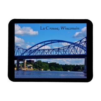 La Crosse, Wisconsin Magnet