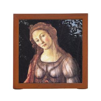 La Primavera im Detail durch Sandro Botticelli Stifthalter
