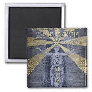 La-Wissenschafts-Magnet Quadratischer Magnet