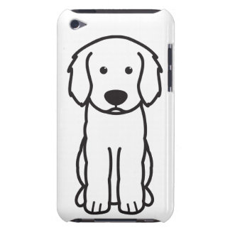 Labradoodle HundeCartoon iPod Touch Etuis
