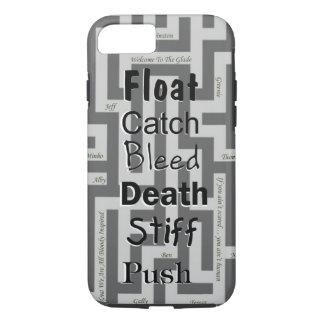 Labyrinth-Läufer-inspirierter Telefon-Kasten iPhone 8/7 Hülle