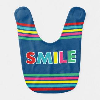 Lächeln! Babylätzchen
