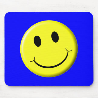 Lächeln! Mousepad