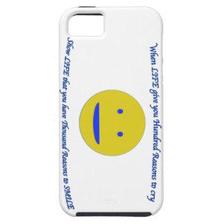 Lächeln zum Leben iPhone 5 Etuis