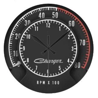 Ladegerät Tic-Startkonfiguration-Tachometer Uhr