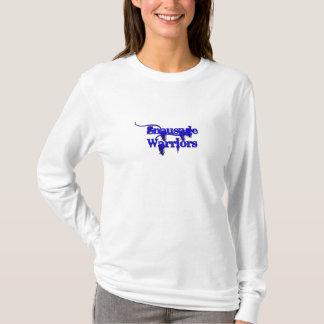 Ladie SchalterHoodie T-Shirt