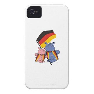 Lalli und Loops iPhone 4 Case-Mate Hülle