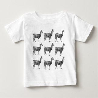 Lamareihen Baby T-shirt