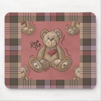 Land-Bärn-Herz umarmen mich Mousepad