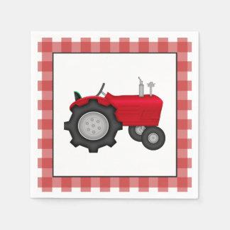 Land-Traktor-Party-Papierservietten Papierserviette