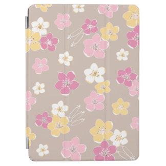 Ländlicher Pink heiratet exotic flowers feminine iPad Air Hülle