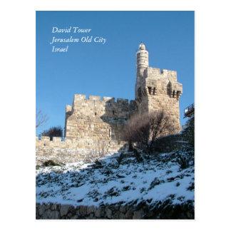Lands-Szenen und Bilder von Israel Postkarte