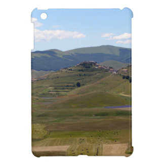 Landschaft in den Sibillini Bergen in Italien iPad Mini Hülle